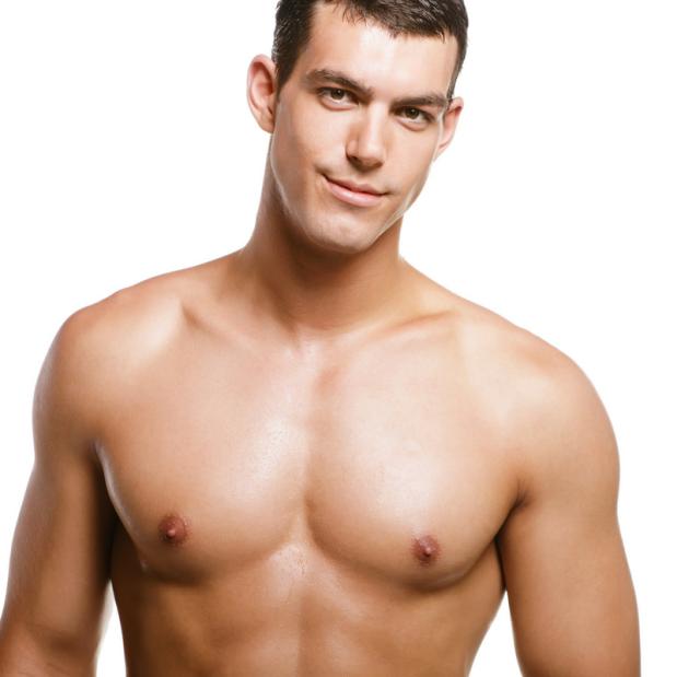 La solución a la grasa pectoral(Ginecomastia)